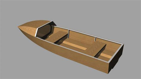 Flat Bottom Plywood Boat Plans by Plans Noosa Tim Weston Boats