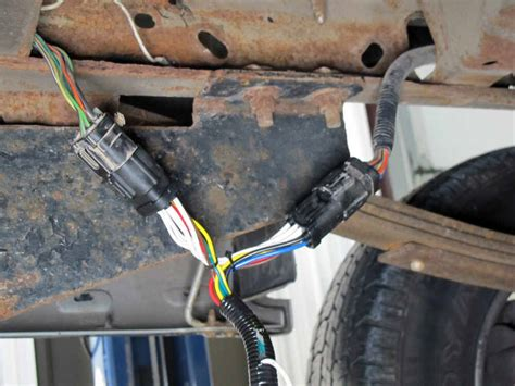 1997 F150 Trailer Wiring by 1997 Ford F 150 And F 250 Light Duty Custom Fit Vehicle