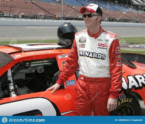 NASCAR Driver Dale Earnhardt Jr. Editorial Stock Image ...