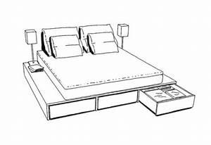 Podest Bauen Bett : bett podest raum und m beldesign inspiration ~ Lizthompson.info Haus und Dekorationen