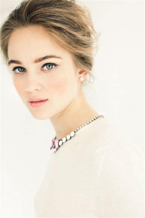 17 Ideas De Maquillaje De Novias Para Primavera Para