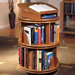 Bookcase Carousel by Jeri S Organizing Decluttering News Bookcases And More