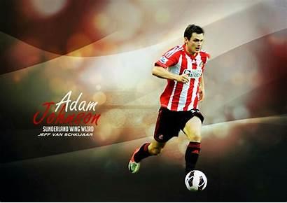 Football Players Wallpapers Adam Johnson Player Profile