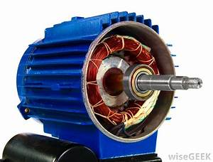 What Is An Asynchronous Motor   With Picture