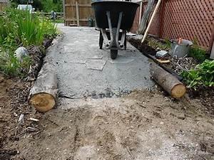 Allee De Jardin Facile : sentier de gravier au jardin construction d 39 all es au jardin ~ Melissatoandfro.com Idées de Décoration