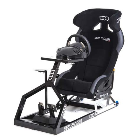 Gp Race Play Seat Circuit Gaming Chair  Gsm Sport Seats