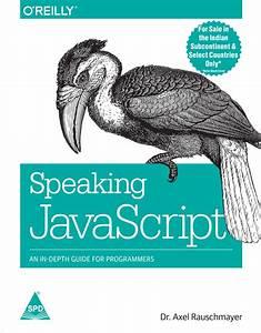 Books    Speaking Javascript  An In