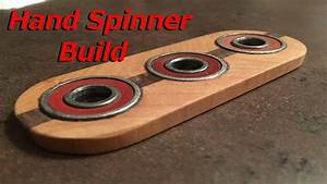 Holz Fidget Spinner : how to make a wood hand spinner easy youtube ~ Frokenaadalensverden.com Haus und Dekorationen