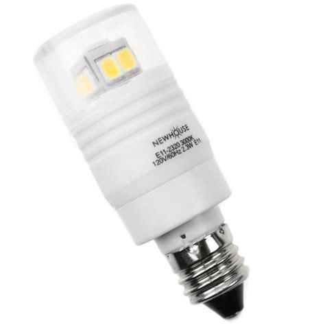2 3w 20w equivalent e11 2320 led e11 bulb newhouse