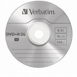 Double Layer Dvd : verbatim dvd double layer dvd r dl 8 5 gb 240 min 8x 50 ~ Kayakingforconservation.com Haus und Dekorationen