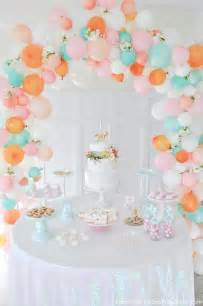Unicorn Themed Birthday Party Ideas