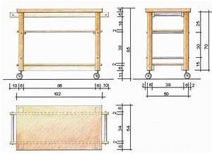 Küchenwagen Selber Bauen : beeindruckende servierwagen selber bauen in bauanleitung f r einen rollenden k chenwagen bzw ~ Buech-reservation.com Haus und Dekorationen