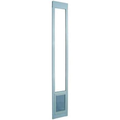 pet doors home depot ideal pet 10 5 in x 15 in large white aluminum pet