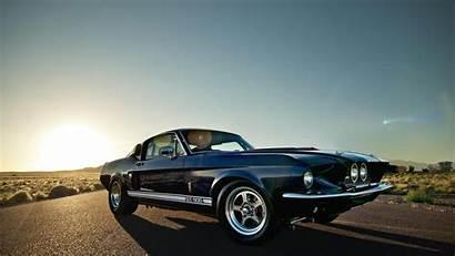 Mustang Ford Classic Wallpapers Laptop Desktop Cars
