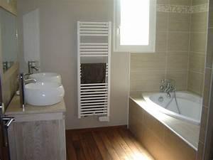 Ma Salle De Bain : ma salle de bain photo 1 4 3505651 ~ Dailycaller-alerts.com Idées de Décoration