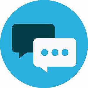 11 Flat Message Icon Images - Text Message Bubble Icon ...