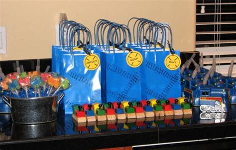 train table set for 2 year old thomas the train birthday party ideas