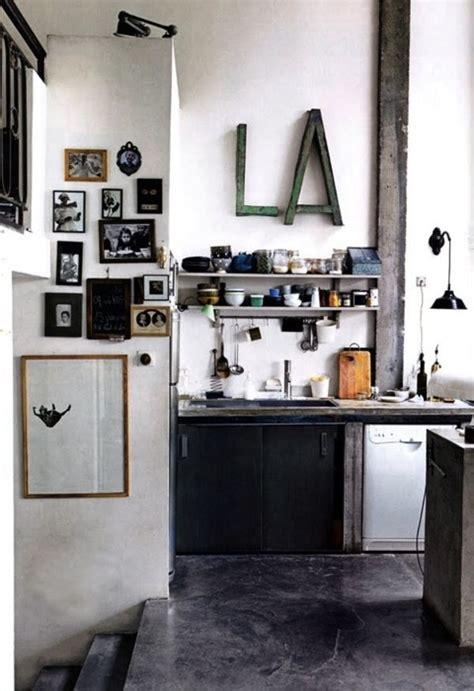 cuisine design industrie cuisine industrielle cocon de décoration le