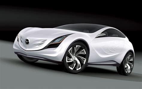 Mazda Advanced Sports Car Wallpapers