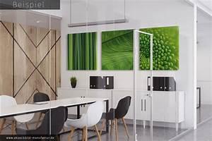 Wandbilder Fürs Büro : schallschutz im b ro mit akustikbildern die akustikbild manufaktur ~ Bigdaddyawards.com Haus und Dekorationen