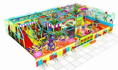 Equipment Indoor Amusement Playground Winam Ip Asia