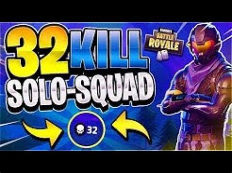 kill solo squad world record gameplay xbox