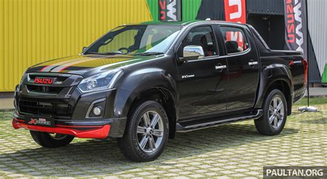 Isuzu D Max Backgrounds by Isuzu D Max X Series Limited Edition From Rm120k