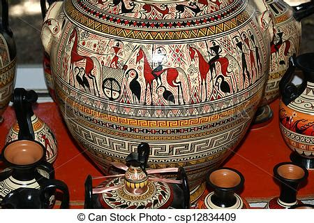 ceramics souvenir shop traditional vases royalty free stock image image 32265626 stock photography of ceramics souvenir shop traditional greek vases csp12834409 search stock