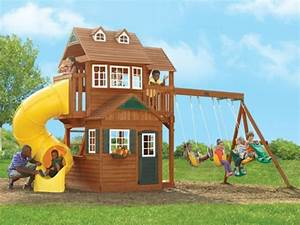8 Cool Ideas For Summer Kids Playgrounds | Kidsomania