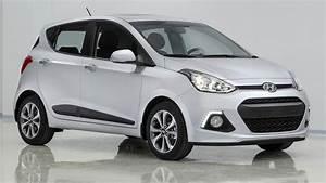 Hyundai I10 Coffre : premi res photos officielles de la hyundai i10 blog auto ~ Medecine-chirurgie-esthetiques.com Avis de Voitures