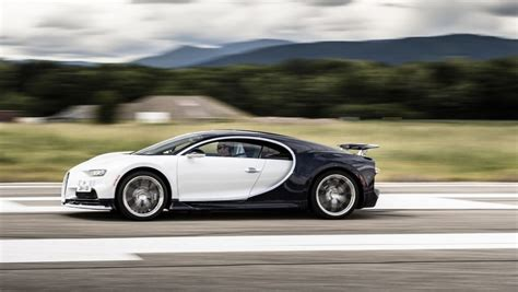 Bugatti Chiron Production Well Underway, Deliveries