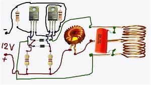 Testing Simple Induction Heater In 12v Dc  U2013  Yarbnas Com