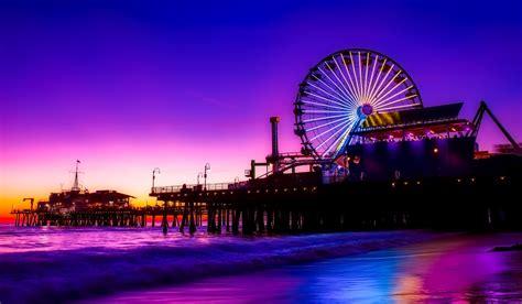 Want the latest news + events?. Santa Monica California: Guía Viajera - BON VOYAGE