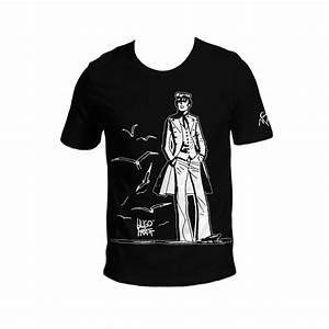 T Shirt 40 Ans : t shirt hugo pratt 40 ans coloris noir ~ Farleysfitness.com Idées de Décoration