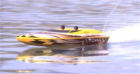Traxxas Gas Boat by Rc Nitro Boats