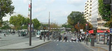 transport urbain tramawy parc des exposition porte de versailles porte d italie et pont