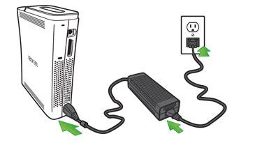 xbox power supply light xbox 360 power supply lights xbox 360 three lights