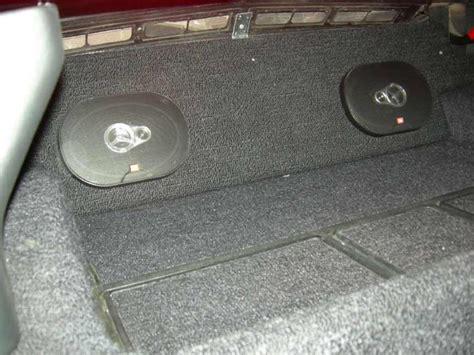Corvette Rear Speaker by C3 Rear Speakers Corvetteforum Chevrolet Corvette