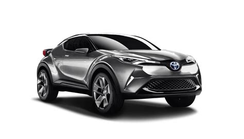 Toyota Chr Hybrid Backgrounds by Toyota C Hr Front View Transparent Png Stickpng