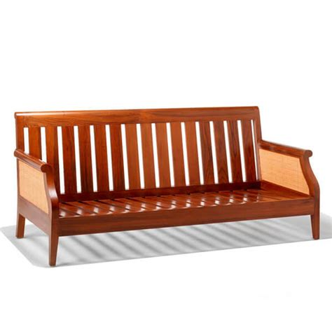 Wooden Sofa Design From Indonesian Furniture Factory
