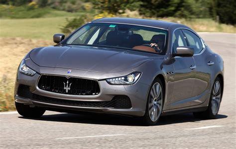 Maserati Ghibli Preowned by 2014 Maserati Ghibli Revealed