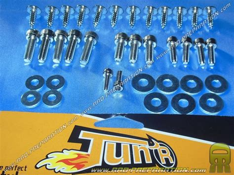 kit deco pour 50cc kit visserie d 233 co tun r pour scooter mbk ovetto yamaha neo s chrome www rrd preparation