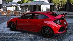 Honda Type R 2018 : 2018 honda civic type r fk8 varis rhd add on gta5 ~ Melissatoandfro.com Idées de Décoration