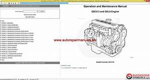 Cummins Qsc8 3 And Qsl9 Service Manual