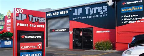 Your Total Tyre Service