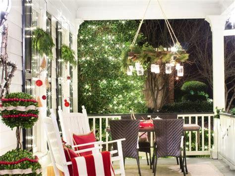 holiday inspired mason jar chandelier hgtv