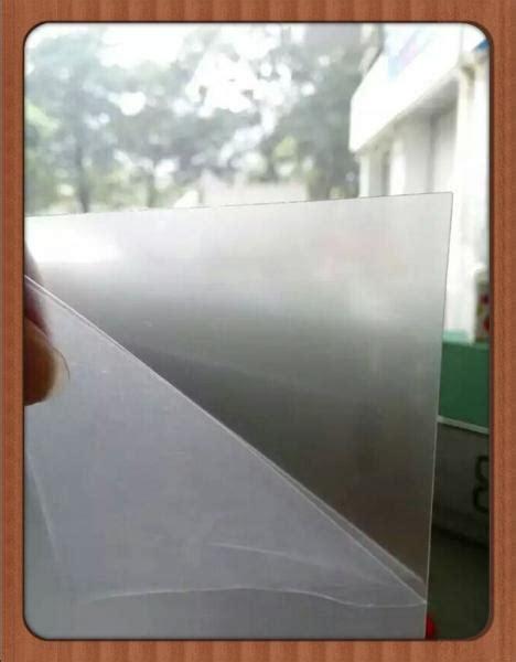cheap 0 5mm ultra thin clear acrylic plexiglass sheet of fuxinhua