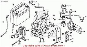 Honda Goldwing 1800 Wiring Diagram Honda Goldwing Gl1500