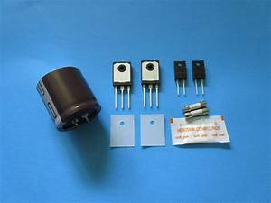 Parts Pack For Lg Tv Power Supply Board Plhl
