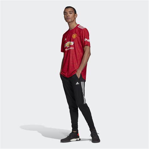 Manchester United 2020-21 Adidas Home Kit   20/21 Kits ...
